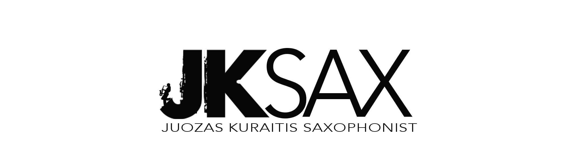 Saksofonistas Juozas Kuraitis Logo